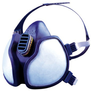 3M 4279 Valved Reusable Half Face Mask - 3M4279