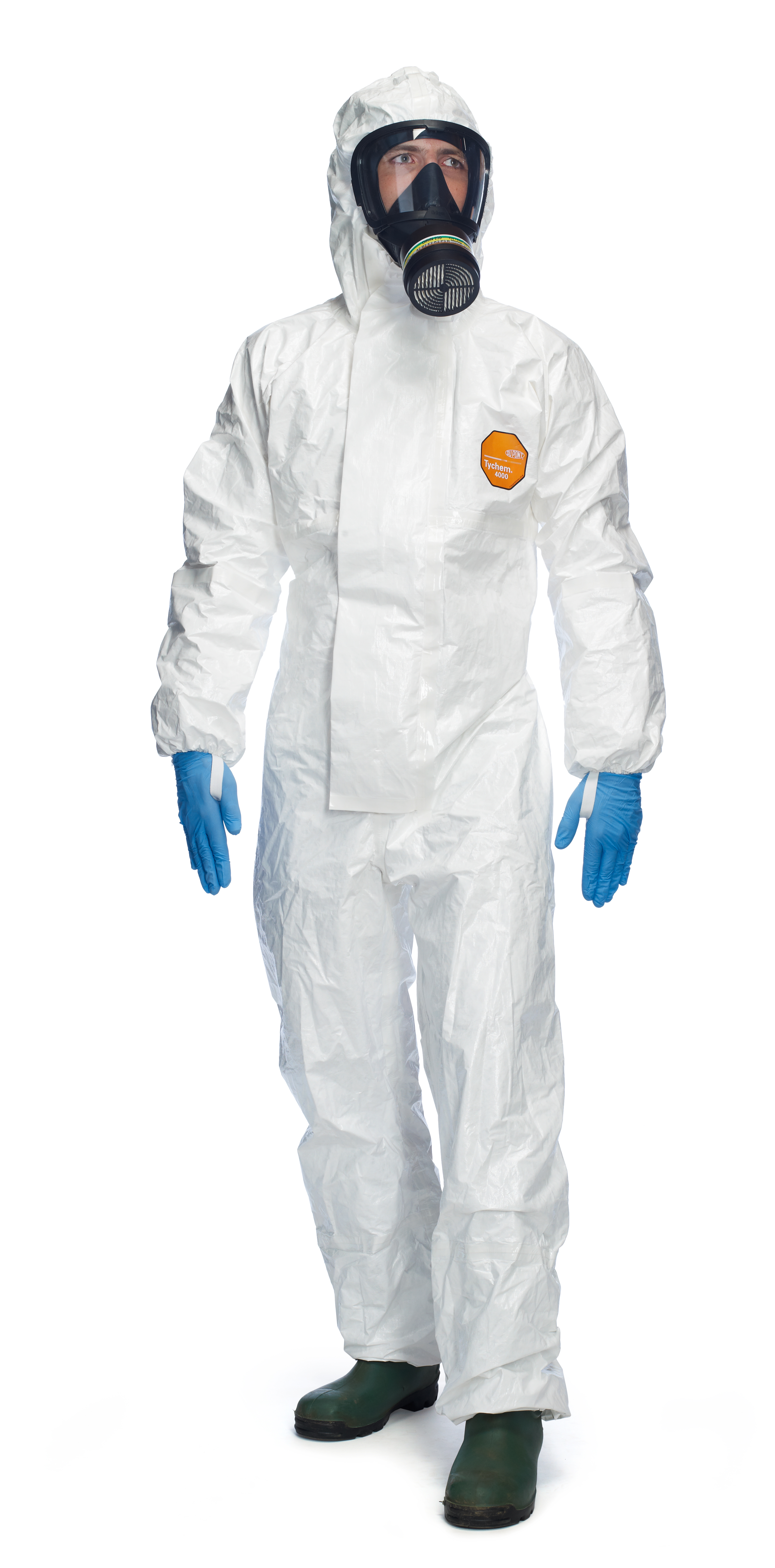 Dupont Tychem 4000S Coverall - TYC4000S (New)