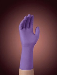 Kimberly-Clark Purple Nitrile Xtra Exam Gloves - 97612