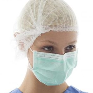Profile 3000 Surgical Face Mask Tie On - 7622