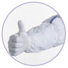 Sterile Cleanroom Sleeves