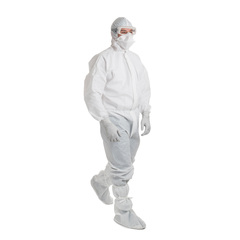 Kimtech Pure A6 Breathable & Liquid Protection Coveralls - 47681