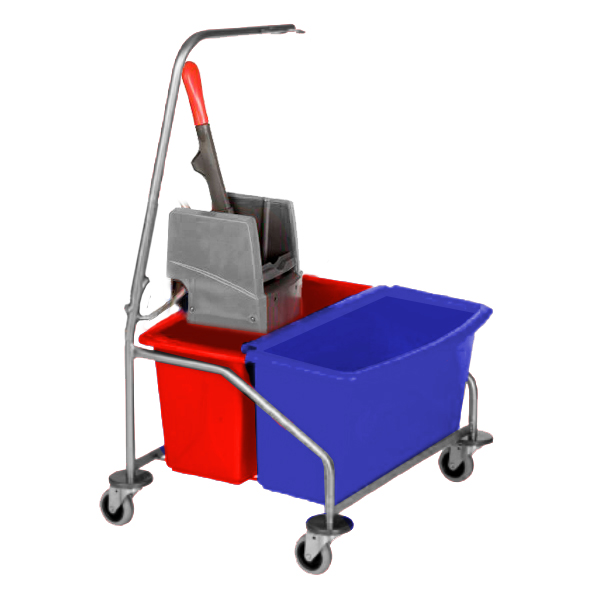 Cleanroom Mop Cart