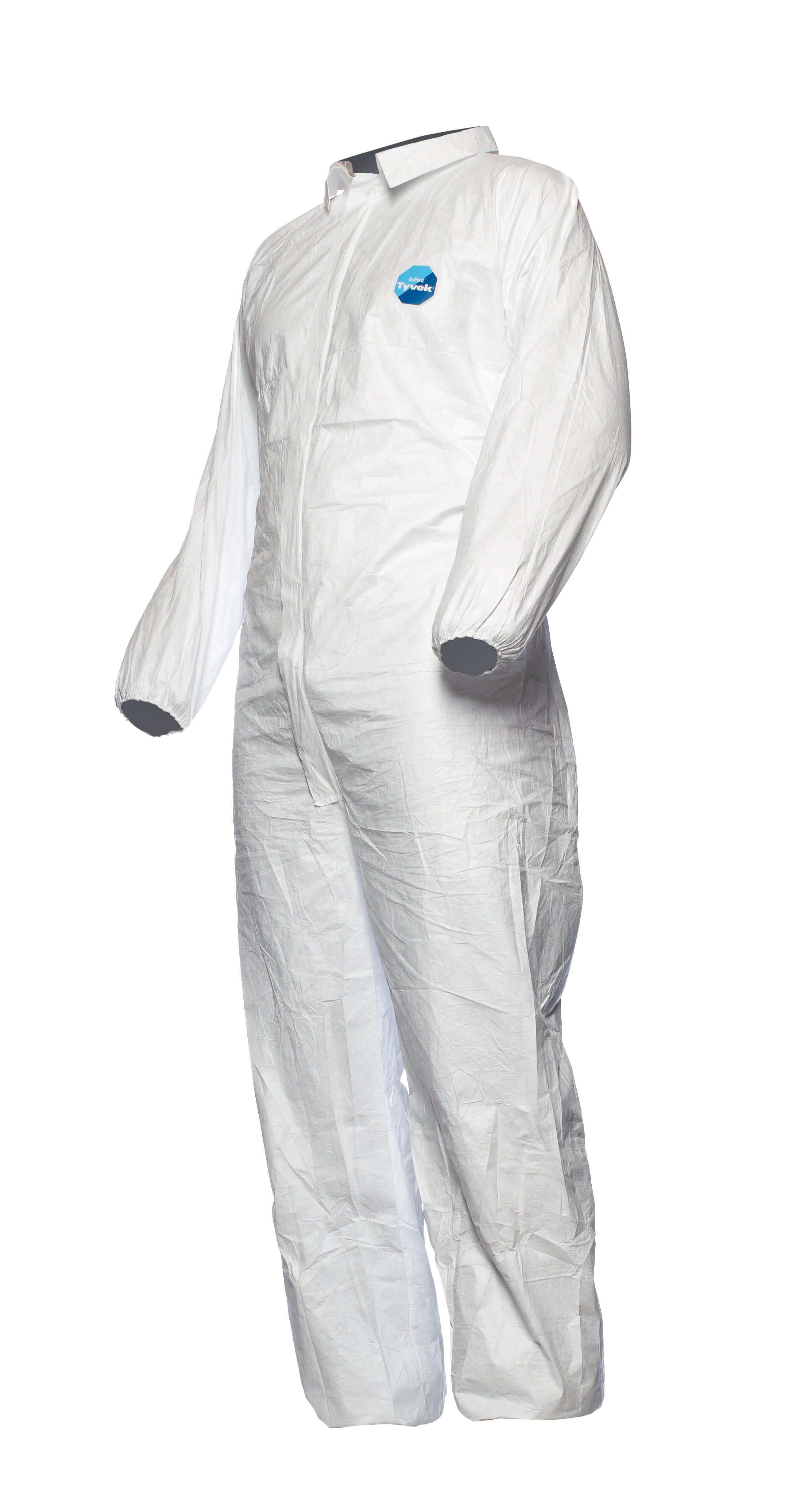 Dupont Industry Tyvek Disposable Coverall - Collared - TG1