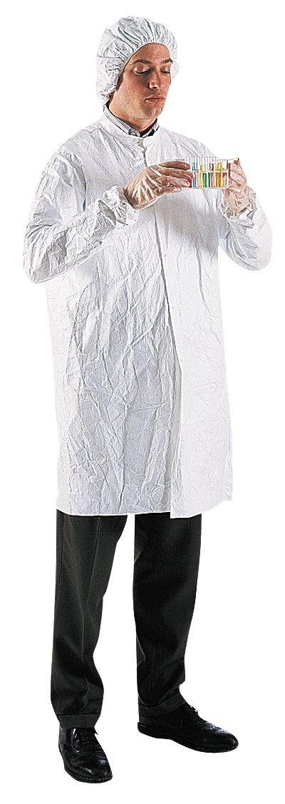 Dupont Tyvek Isoclean Frock