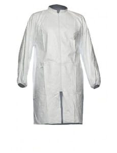 Dupont Tyvek® 500 Labcoat - Zipper and Pockets