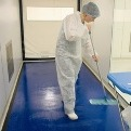 Long Life Cleanroom Flooring