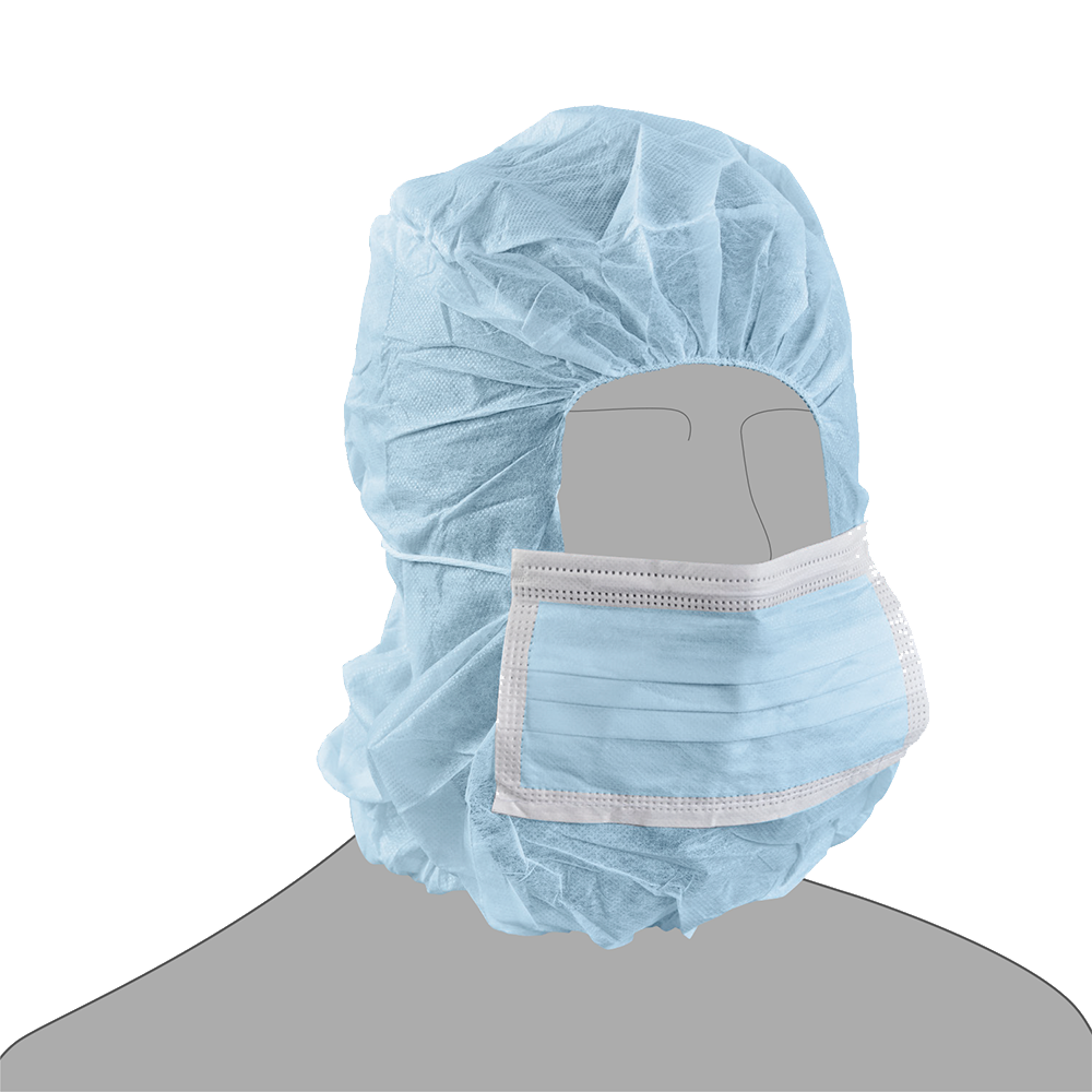 Astro Cap with Face Mask - D20110HP