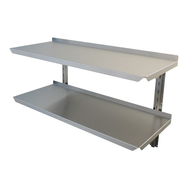 Cleanroom Stainless Steel Shelving