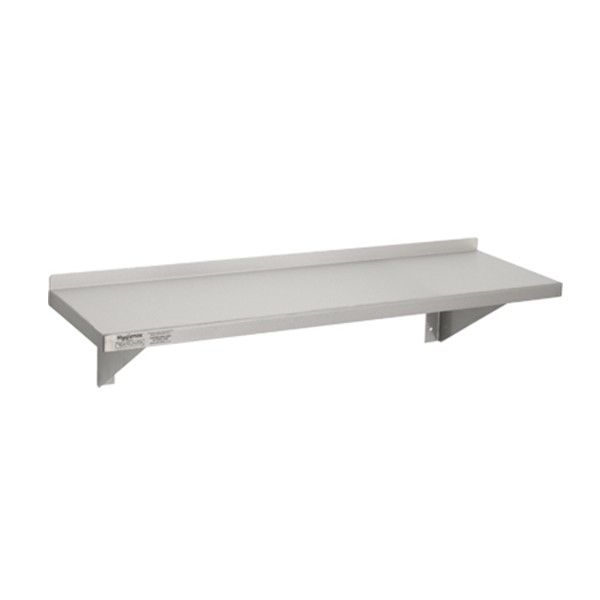 Stainless Steel Solid Cleanroom Shelf