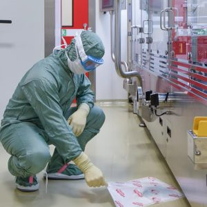 Cleanroom Spill Control