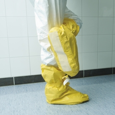 Dupont Tychem C Overboot - TYCPOBA