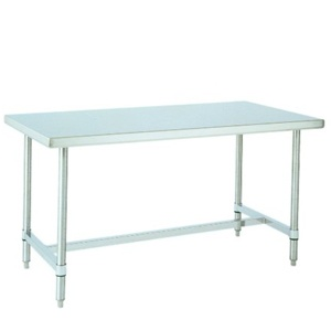 Cleanroom Stainless Steel Tables