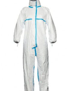 Dupont Tyvek® 600 Plus Sterile Coverall - without Socks