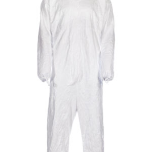 Dupont Tyvek Isoclean Coverall Unhooded
