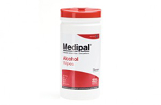 Medipal Alcohol Wipes - W600110MPCE