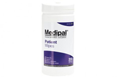 Medipal Patient/Body Cleansing Wipes - W655110MP
