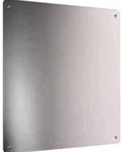 Stainless Steel Cleanroom Mirror - WTSM