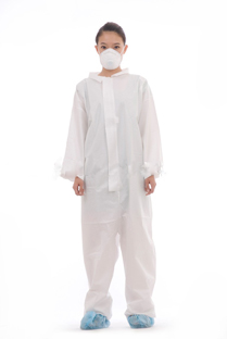 Microzone Disposable Hooded Coverall - PG32