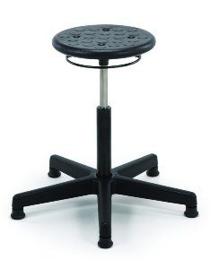 Cleanroom Stool - Low Height - CHEPS009