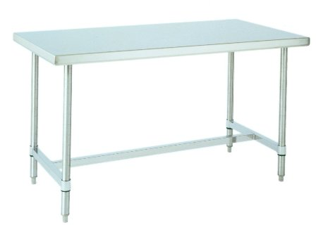 """Stainless Steel Table 30"""" Wide - TABLE30"""
